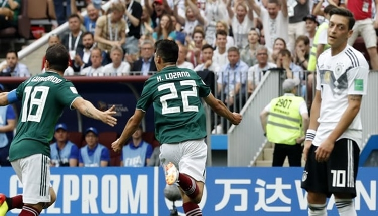 Dünya Kupası Haberleri: Almanya - Meksika maçının hikayesi!