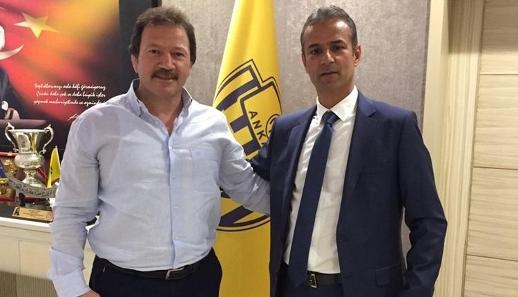 Ankaragücü'nde İsmail Kartal: