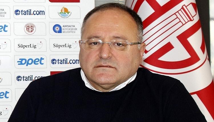 Antalyaspor'un transfer bütçesi 12 milyon euro