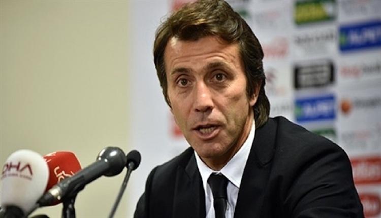 Antalyaspor'un yeni teknik direktörü Bülent Korkmaz
