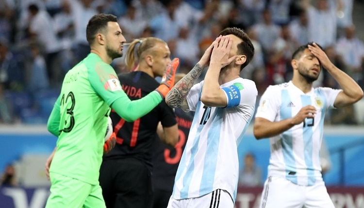 Arjantin, Dünya Kupası grubundan nasıl çıkar?