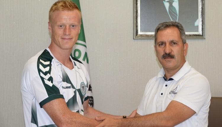 Konyaspor Transfer: Atiker Konyaspor, Jens Jonsson ile sözleşme uzattı