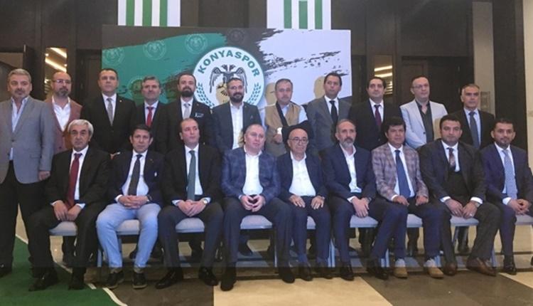 Atiker Konyaspor'da yeni başkan Hilmi Kulluk