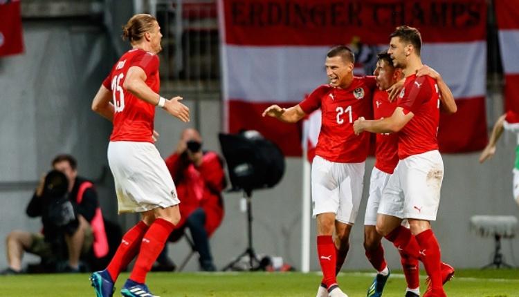 Avusturya 2-1 Almanya maç özeti ve golleri (İZLE)