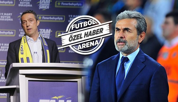 FB Haber: Aykut Kocaman'ın Ali Koç ile görüşmesinin perde arkası