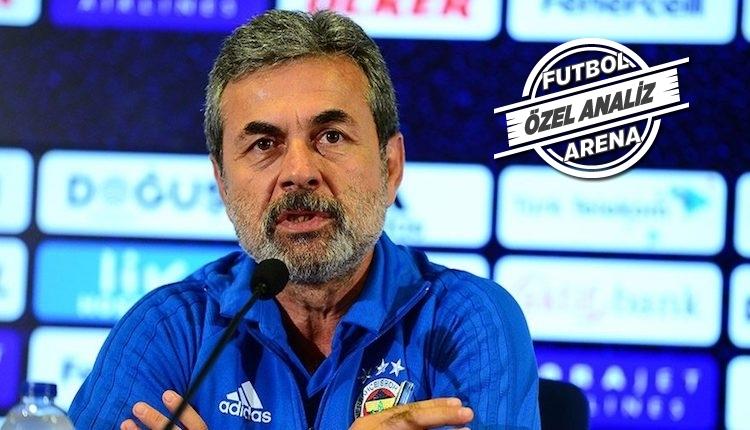 Aykut Kocaman'ın Fenerbahçe karnesi
