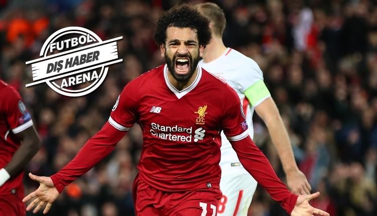Barcelona'dan Mohamed Salah hamlesi