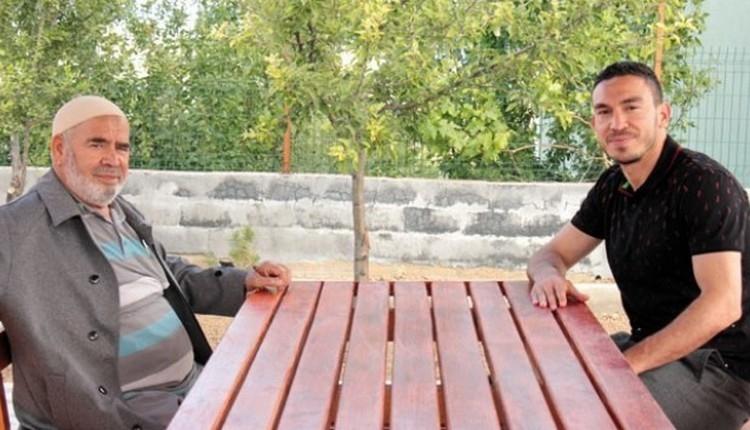 Başakşehirli Mevlüt Erdinç'in acı günü