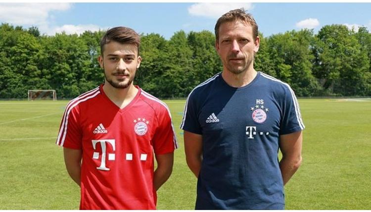 Bayern Münih, Mert Yılmaz'ı transfer etti