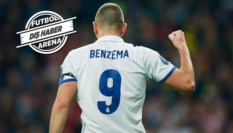 Benzema Real Madrid'den ayrılmaya karar verdi