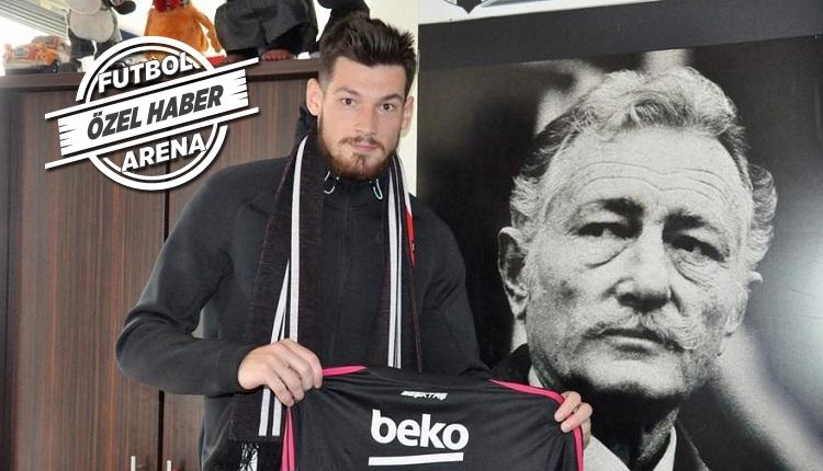 Beşiktaş Denys Boyko'ya tebligat gönderdi