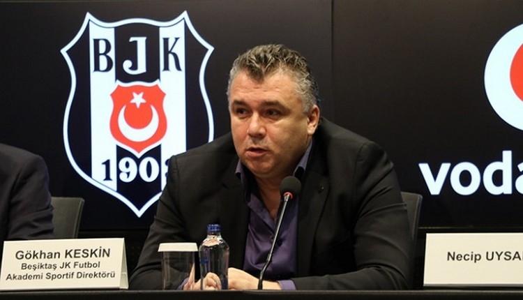Beşiktaş, Gökhan Keskin ile yolları ayırdı