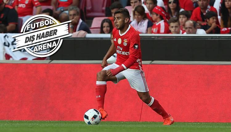 Beşiktaş için Portekiz'den Eduardo Salvio iddiası