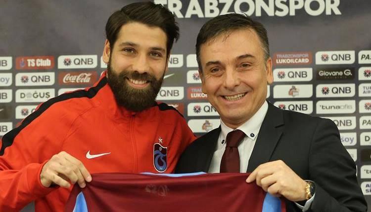 Beşiktaş ile Trabzonspor arasındaki anlaşma ortaya çıktı! İşte Olcay Şahan transferinin perde arkası