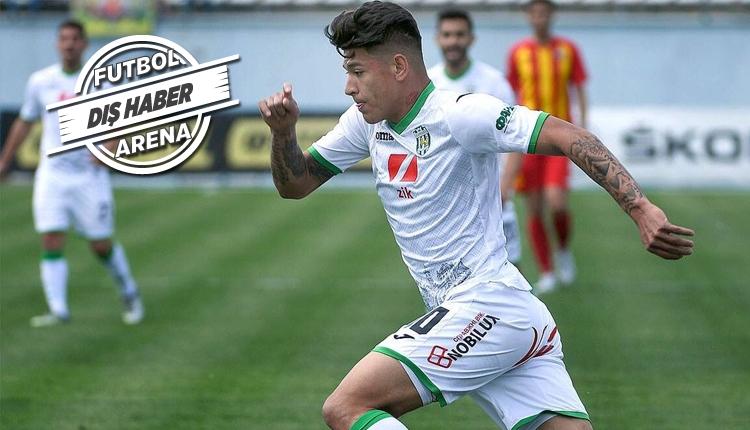 BJK Transfer: Beşiktaş 'Kolombiyalı Neymar' Jorge Carrascal'ın peşinde