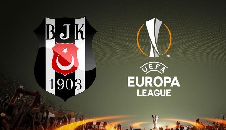 Beşiktaş, UEFA Avrupa Ligi rakipleri belli oluyor