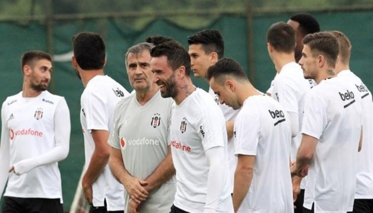 BJK Haberleri: Beşiktaş yeni sezon hazırlıklarını sürdürdü