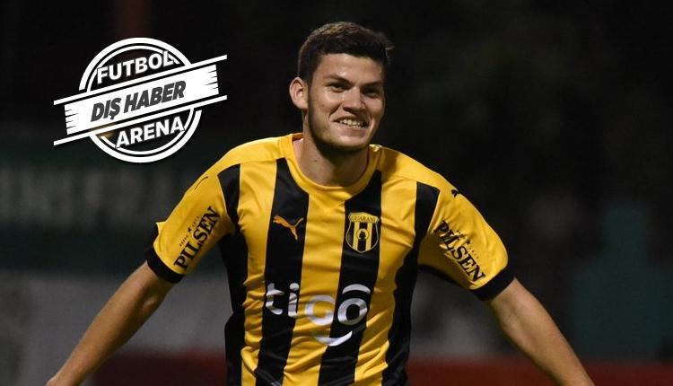 Beşiktaş'a sürpriz transfer! Paraguay'dan Rodrigo Bogarin