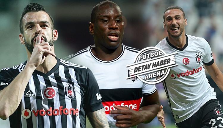 BJK Haberi: Beşiktaş'ın son 5 sezondaki golcü transferleri! İlginç rakamlar