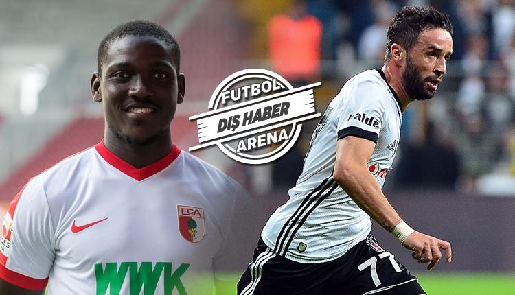Beşiktaş'ta Gökhan Gönül-Opare transfer iddiası