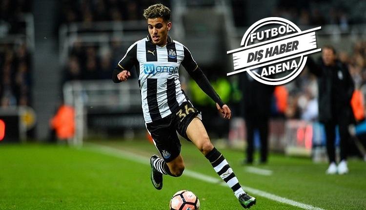 Beşiktaş'ta yeni transfer sürprizi Yasin El Mhanni