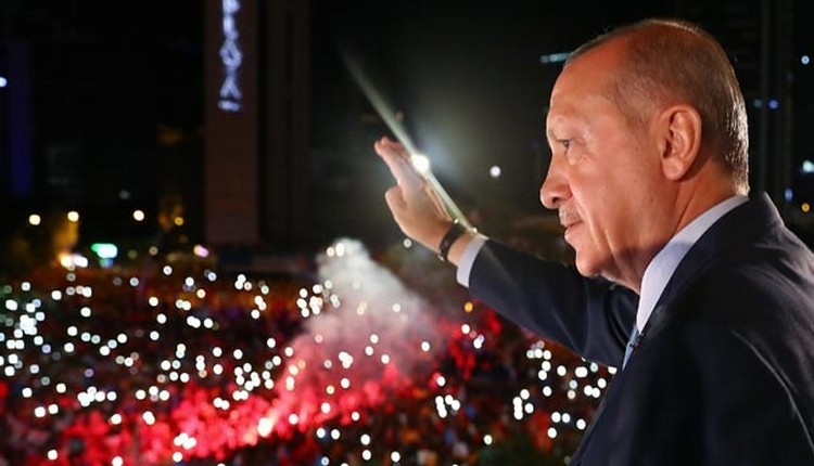 BJK Haber: Beşiktaş'tan Recep Tayyip Erdoğan'a tebrik