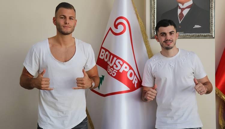 Boluspor Bilal Sebaihi ve Berkay Dabanlı'yı transfer etti