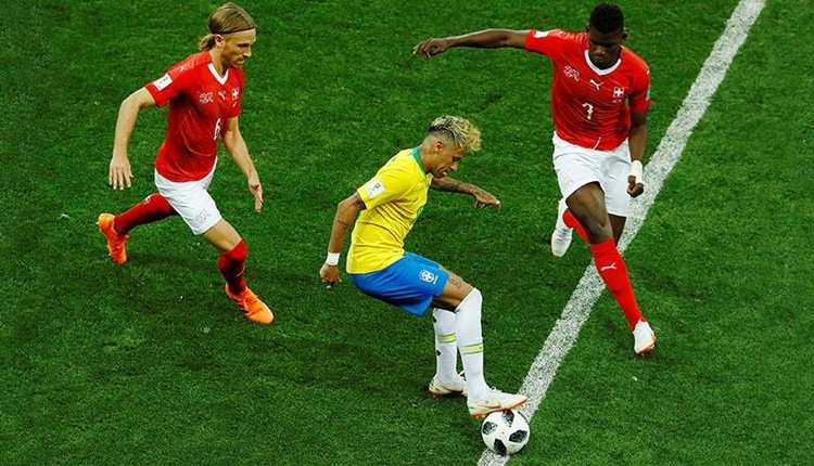 Brezilya - İsviçre maçının hikayesi