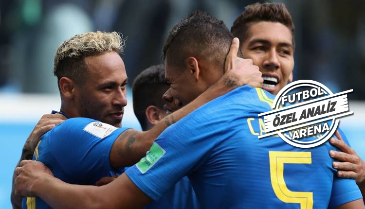 Brezilya - Kosta Rika maçı hikayesi: '20 değil 96 dakika'