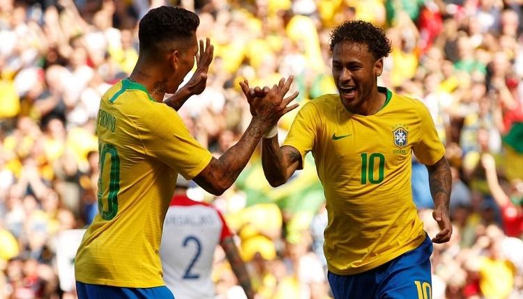 Brezilya'dan Dünya Kupası'nda seks yasağı yok