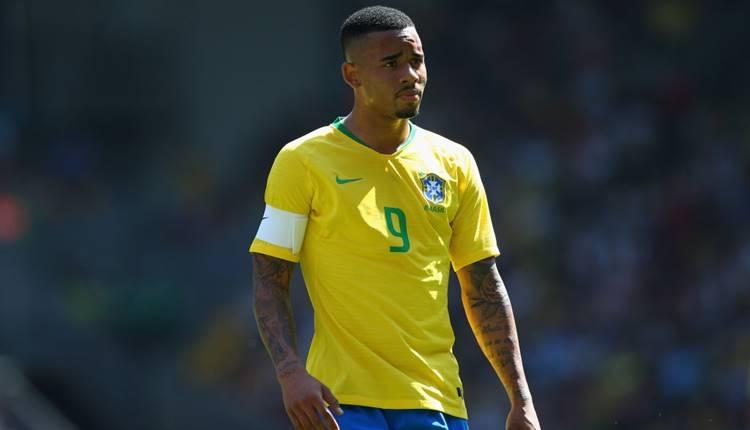 Brezilya'nın yeni Ronaldo'su Gabriel Jesus