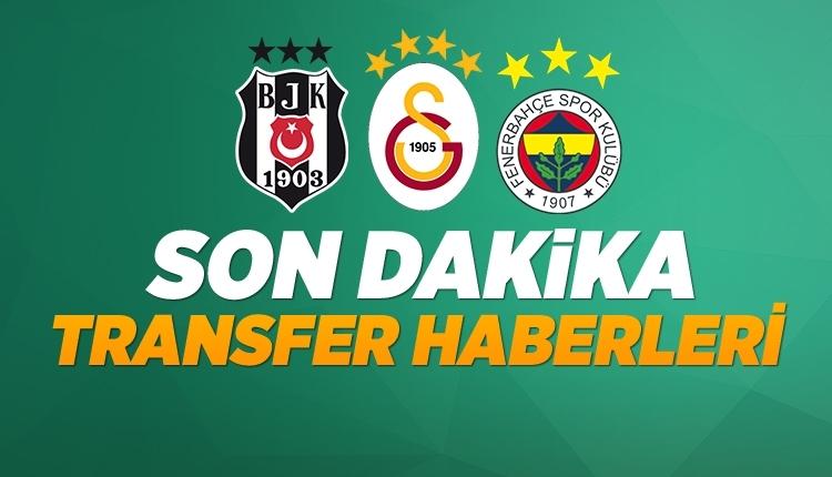 Bugün Transfer Haberleri (Galatasaray, Fenerbahçe, Beşiktaş transfer 10 Haziran)