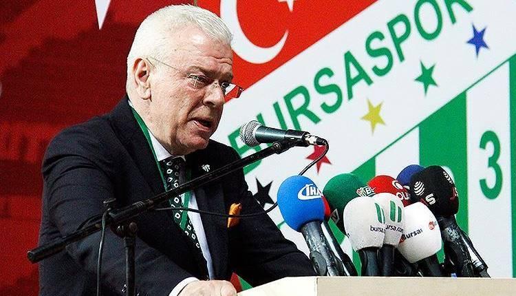 Bursaspor kaç transfer yapacak? Ali Ay açıkladı!