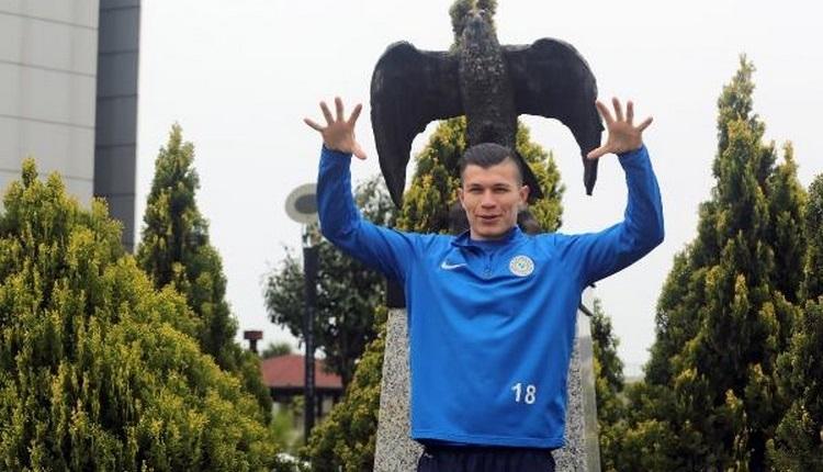Transfer Haberleri: Çaykur Rizespor, Samudio ile yeniden anlaştı
