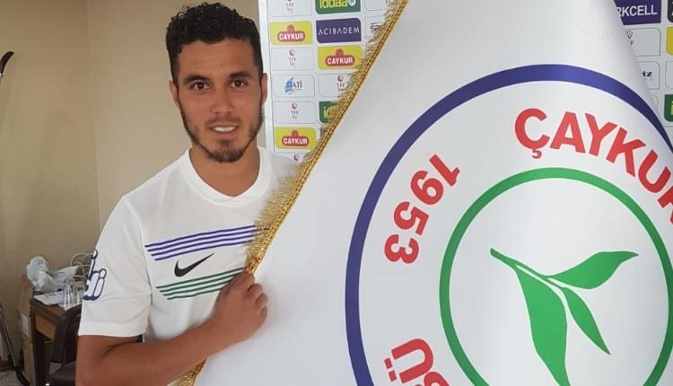 Çaykur Rizespor'dan Musyafa Saymak transferi