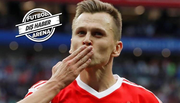 Cheryshev: 'Bunu hayal bile edemezdim' (Rusya - Suudi Arabistan maç özeti ve golleri)