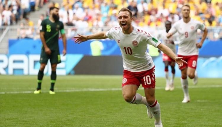 Dünya Kupası Haberleri: Christian Eriksen'den Danimarka Milli Takımı'na müthiş katkı