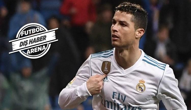 Cristiano Ronaldo hapse girmemek için 20 milyon Euro ödeyecek