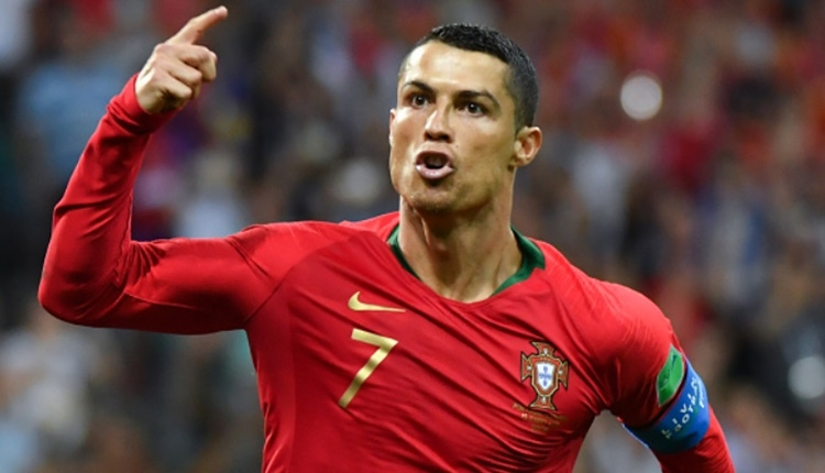 Dünya Kupası Haberleri: Cristiano Ronaldo tarihe geçti! Üst üste...