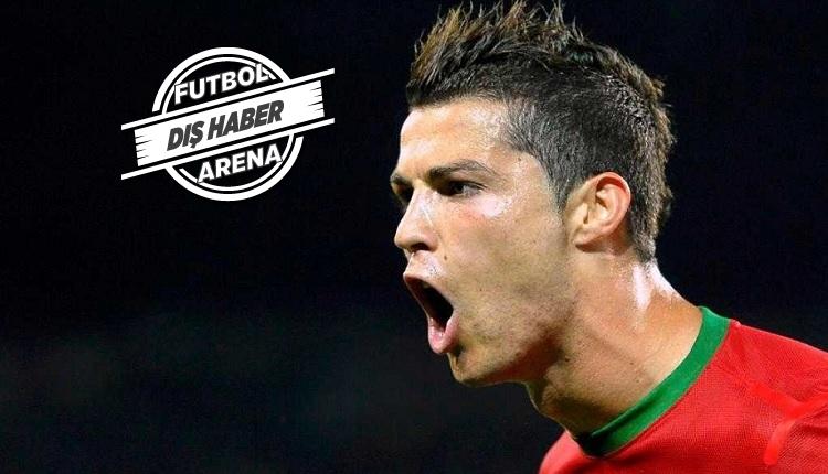 Cristiano Ronaldo'dan İran taraftarlarına tepki: