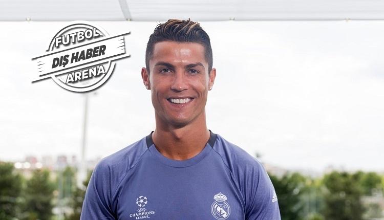 Cristiano Ronaldo'ya PSG'den servet