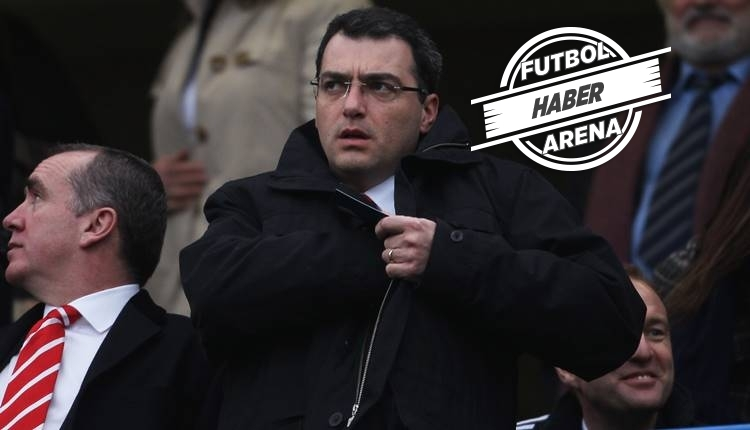 FB Haber: Damien Comolli İstanbul'da! İşte ilk sözleri