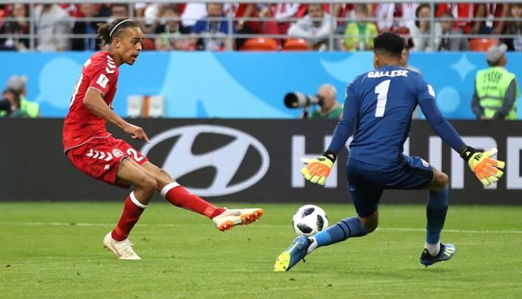 Danimarka - Peru maçının öyküsü