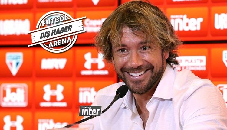 Diego Lugano'dan Neymar'a eleştiri: