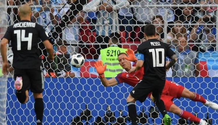 Dünya Kupası'nda 4 maçta 5 penaltı!