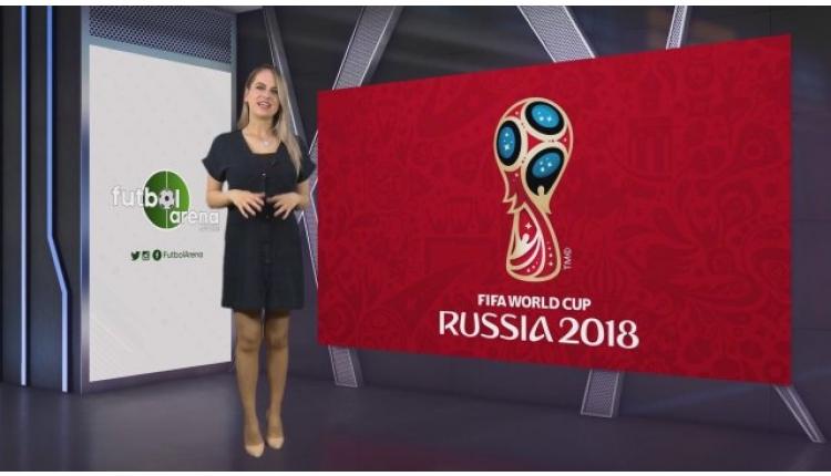 Dünya Kupası'nda bugünün maçları - Dünya Kupası maçları canlı TRT 1 izle