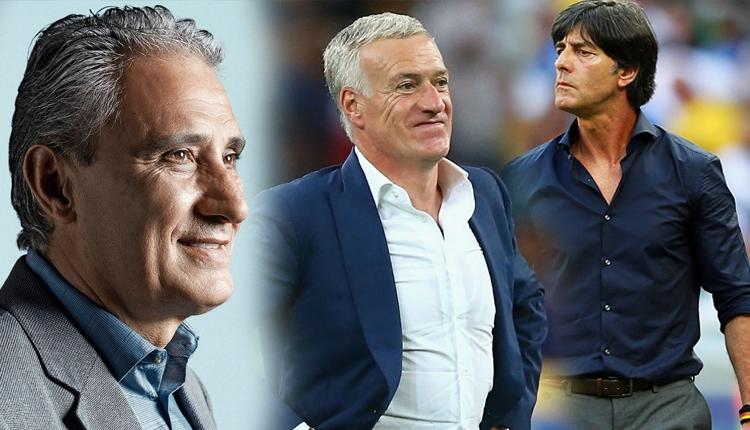 Dünya Kupası'nda en fazla maaş alan teknik direktörler