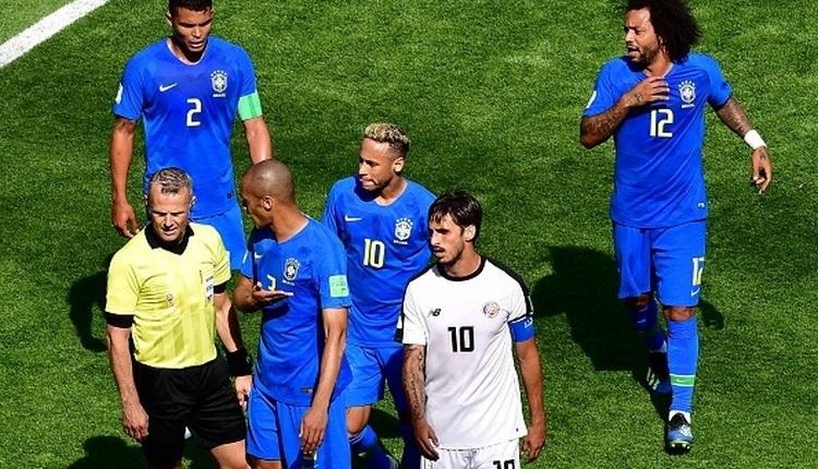 Dünya Kupası'nda Neymar'a VAR şoku!