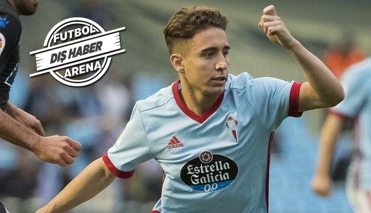 Emre Mor transferinde Celta Vigo'dan Galatasaray'a cevap