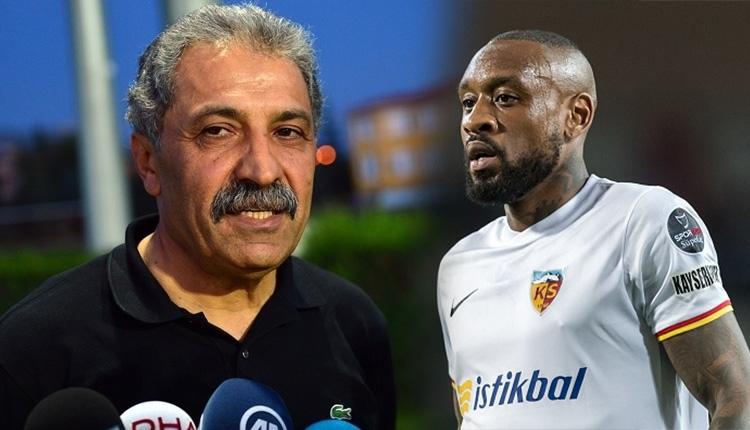 Kayserispor Transfer: Erol Bedir'den Trabzonspor'a :